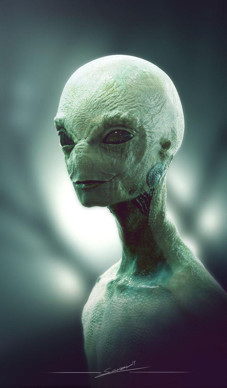 фото инопланетные существа