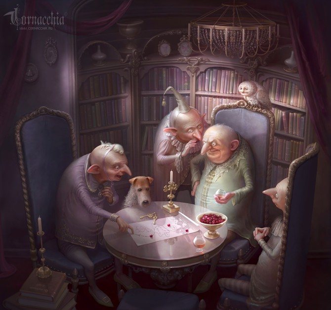 Сказки по-взрослому