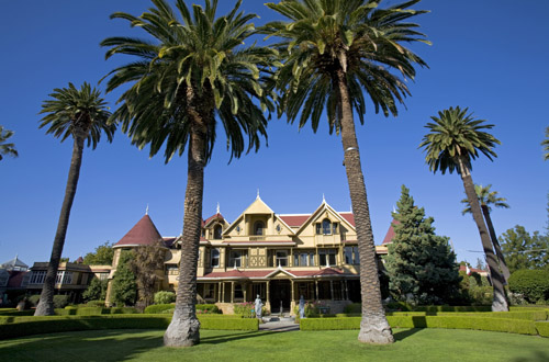 Winchester Mystery House (США, Сан-Хосе)