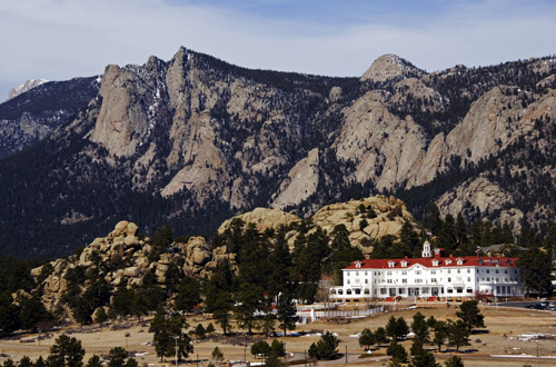 The Stanley Hotel (США, Денвер)
