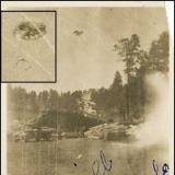 НЛО, Апрель, 1929 год - лесопилка города Уорд, штат Колорадо.
