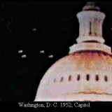 НЛО, 1952 год – Вашингтон, округ Колумбия.