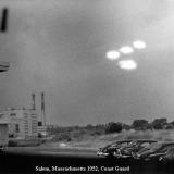 НЛО, 16 июля 1952 года – Салем, штат Массачусетс.