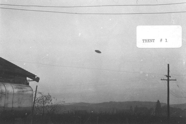 НЛО, 23 ноября, 1951 год – Калифорния.
