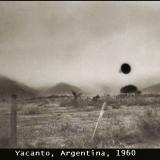 НЛО, 3 июля, 1960 год – Яканто, Кордова, Аргентина.