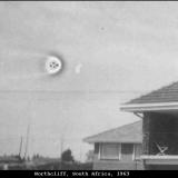 НЛО, 1963 год – Нортклиф, Южная Африка.
