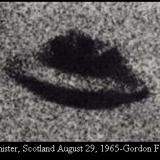 НЛО, 1965 год – Уорминстер, Англия.