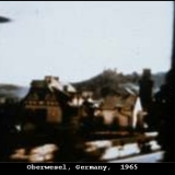 НЛО, 1964 год - Обервезель, Германия.