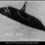 НЛО, Март, 1957 год – Руан, Франция.