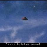 НЛО, 1966 год – Прово, штат Юта.