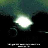 НЛО, 1966 год – Мичиган.