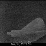 НЛО, 2 февраля, 1967 год - Лима, Перу.