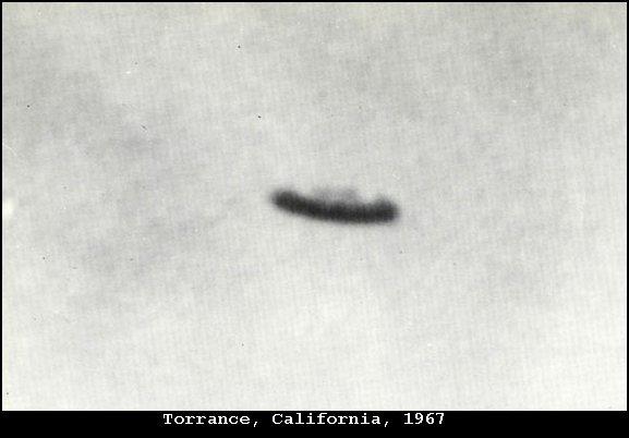 НЛО, 11 мая, 1967 год - Торранс, штат Калифорния.