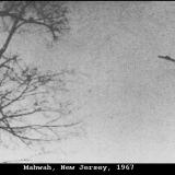 НЛО, 1967 год – Махва, Нью-Джерси.