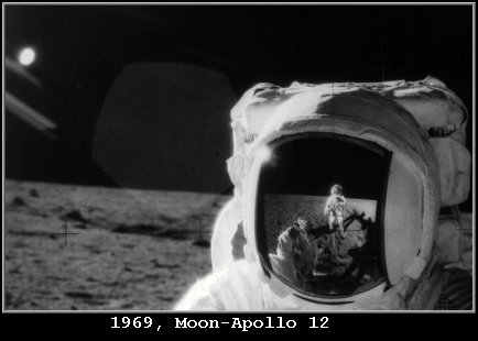 НЛО, 1969 год – Аполлон 12