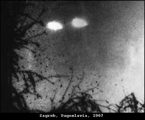 НЛО, 1967 год – Загреб, Югославия.