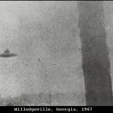 НЛО, 1967 год - Мильджевиль, Грузия.