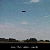 НЛО, Июнь, 1973 год – Онтарио, Канада.