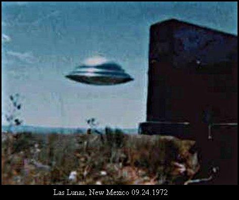 НЛО, 24 сентября, 1972 год – Лас Лунас, Нью-Мексико.