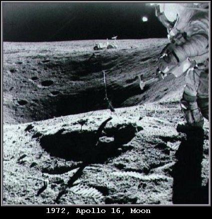НЛО, 1972 год – Аполлон-16