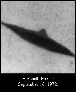 НЛО, 1972 – Херболт, Франция.