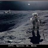 НЛО, 1972 год – Аполлон 16