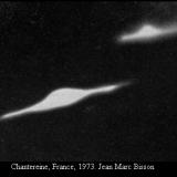 НЛО, 7 июня, 1973 год – Шантерен, Франция.