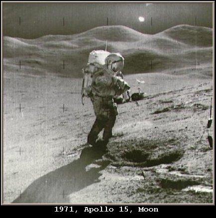НЛО, 1971 год – Аполлон-15