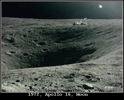 НЛО, 1972 год – Аполлон-16.