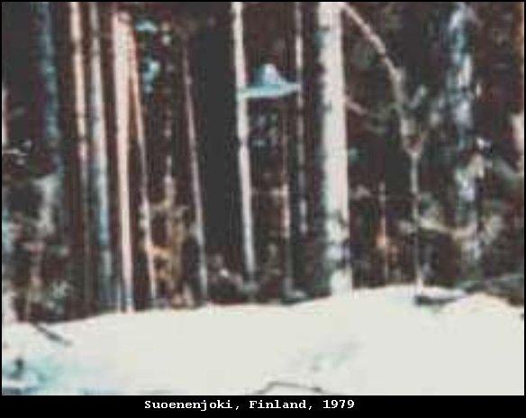 НЛО, 19 сентября, 1979 год – Германия.