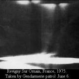 НЛО, 6 июня, 1975 год - Ревиньи-сюр-Орнен, Франция.
