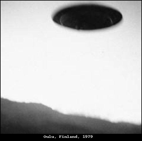 НЛО, 16 марта, 1979 год – Суоненйоки, Финляндии.
