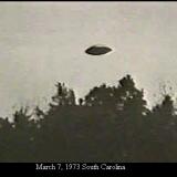 НЛО, 7 марта 1973 года – Южная Каролина.