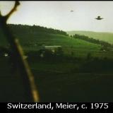 НЛО, 1975 - 1982 года – Швейцария.