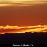 НЛО, Август, 1976 год – Петалума, штат Калифорния.