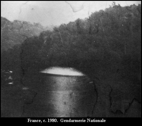НЛО, 1980 – Франция.
