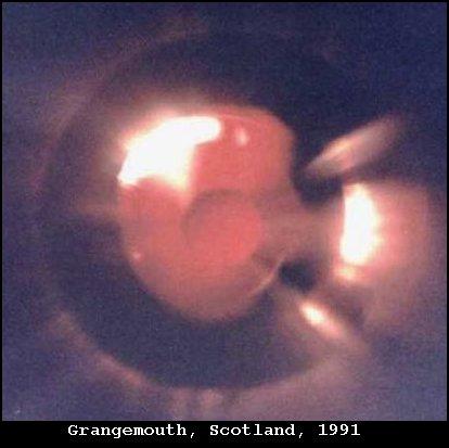 НЛО, 1991 год – Грейнджмуте, Шотландия.