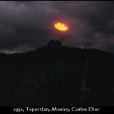 НЛО, 1992 год - Тепотзлан, Мексика.