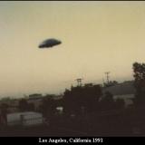 НЛО, 1991 год - Лос-Анджелес, штат Калифорния.