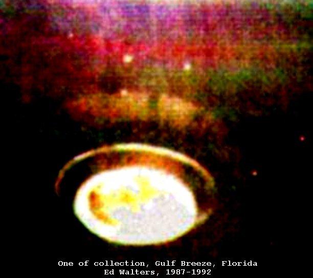 НЛО, 1987 год – Галф-Бриз, штат Флорида.