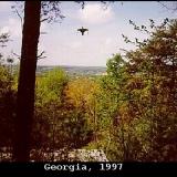 НЛО, 1997 год - Грузия.
