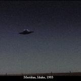НЛО, 1993 год - Меридиан, Айдахо.