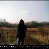 НЛО, 1995 год - Казахстан, Россия.