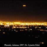 НЛО, 1997 год - Феникс, штат Аризона.