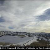 НЛО, 2001 год - гора Мэммот, штат Калифорния.
