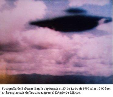 НЛО, 1992 год – Теотиуакан.
