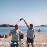 НЛО, 2001 год - Норвегия