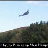 НЛО, 2003 - Нью-Гэмпшир - 6 ноября.