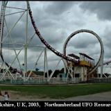 НЛО, 2003 год - Йоркшир, Великобритания.