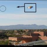 НЛО, 2002 год - Лас-Крусес, Нью-Мексико.
